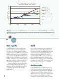 Klima i Norge – Hva skjer? - Bjerknessenteret for klimaforskning - Page 6