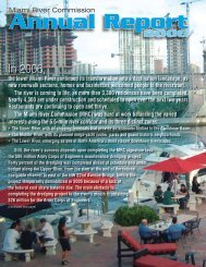 Annual Report 2006 - Miami River Commission