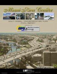 EXECUTIVE SUMMARY Miami River Multi-modal Transportation Plan