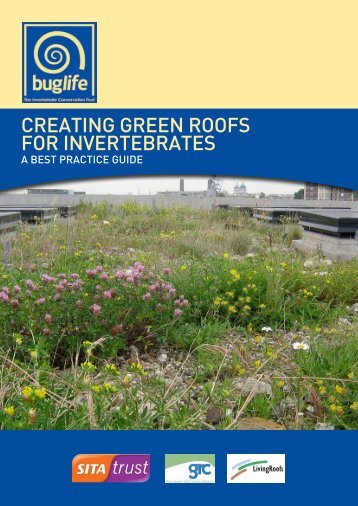 Creating Green Roofs for Invertebrates_Best practice guidance