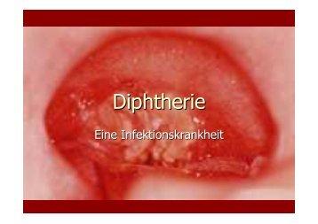 Diphtherie - Realschule-Beilngries.de