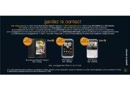 Microsoft PowerPoint - Récap ODR 250811 dlo v1.ppt ... - M6 Mobile