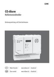 CO-Alarm - Indexa