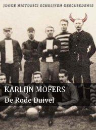 Karlijn Mofers (pdf) - Jonge Historici Schrijven Geschiedenis