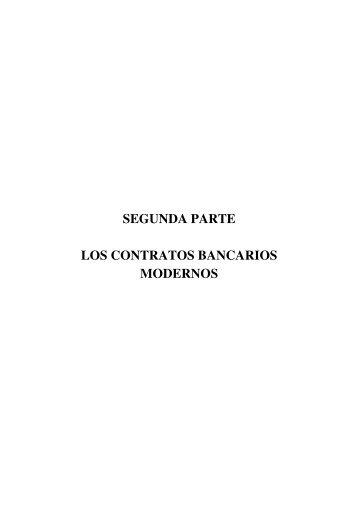 el contrato de cuenta corriente