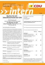 03 CDU Intern Ausgabe März 2012.pdf - CDU-Ortsverein