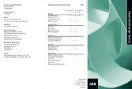 Visual Merchandising Studium - Akademie JAK