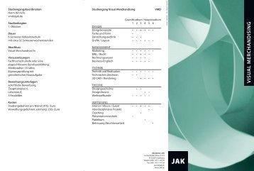 Visual Merchandising Studium : 7 free magazines from neu jak network de ~ Markanthonyermac.com Haus und Dekorationen