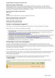 Side 1 af 26 - Bække Skole