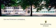 Das neue Polizeirevier Ludwigsburg - Vermögen und Bau Baden ...