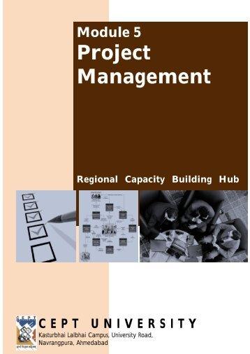 Project Management - JnNURM
