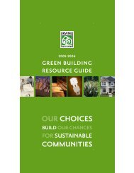 OUR CHOICES - City of Mission Viejo
