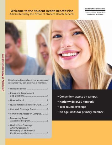 2011-2012 SHBP Enrollment Brochure with Quick Reference Chart