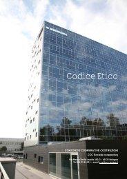 Codice Etico CCC - Consorzio cooperative costruzioni
