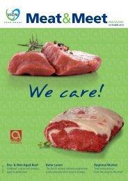 Download Anuga-Magazin Meat & Meet (PDF) - Steinkuehler