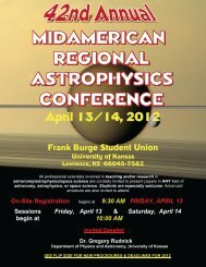 April 13/14, 2012 - Physics and Astronomy