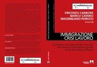 Condizioni occupazionali, mercato del lavoro e inclusione sociale ...