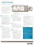 UpTeq™ Smart Dongle - Gemalto - Page 2