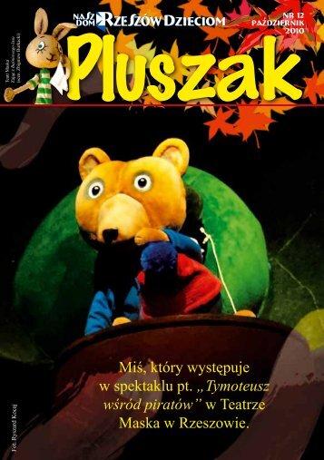 Październik (1MB) - Stowarzyszenie Nasz Dom-Rzeszów