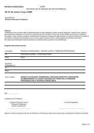 2010 Centri DUVRI.pdf - Provincia di Reggio Emilia