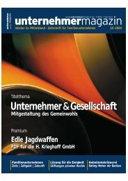 Edle Jagdwaffen PDF für die H. Krieghoff GmbH