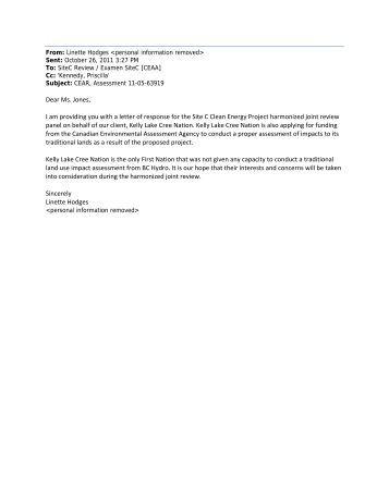 February 2011 Dear Valued Customer I Am Writing To