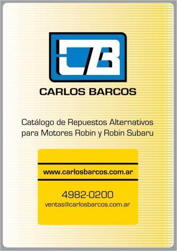 repuestos para motores robin y robin subaru - Carlosbarcos.com.ar