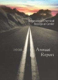 (IMMC) Matrix Support - Edgewood Chemical Biological Center