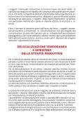 1 Provvedimenti e sostegno alle imprese dei territori colpiti 2 3 - Page 4