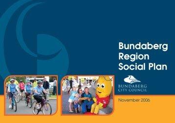 Bundaberg Region Social Plan - Bundaberg Regional Council ...