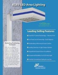 XGB3 LED Area Lighting - LSI Industries Inc.