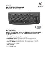 Deluxe 250 USB Keyboard