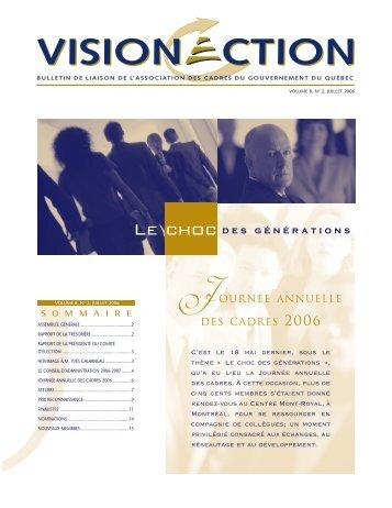 Vol. 8, no 2, juillet - Bibliothèque