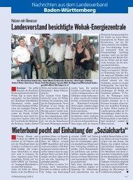 Landesvorstand besichtigte Wobak-Energiezentrale Mieterbund ...