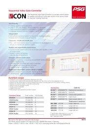 VCON - PSG Plastic Service GmbH