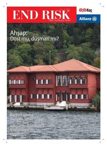End Risk Dergisi, Sayı 7 - Allianz Emeklilik