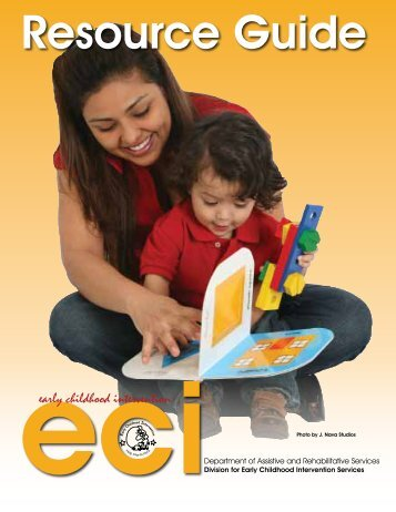 ECI Resource Guide - Texas Department of Assistive and ...
