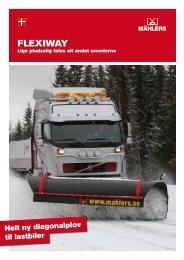 Se PDF Mählers Flexiway - Special Maskiner A/S