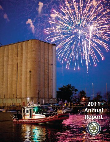 Sheriff's Office Annual Report - Erie County