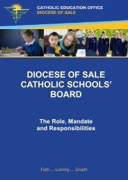 here - Catholic Education Office