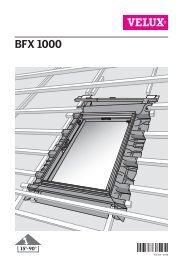 BFX 1000 - Velux
