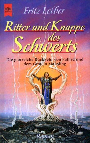 Fritz Leiber - Schwerter-Zylus 08 - Ritter und Knappe des Schwerts.pdf