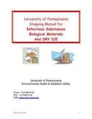 Shipping Infectious Substances and Biological Materials [pdf]