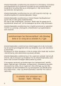Veiviser - mars 2008.indd - Arbeidsmiljøskaddes landsforening - Page 6