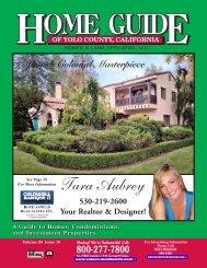 Tara Aubrey - Home Guide of Yolo County, CA