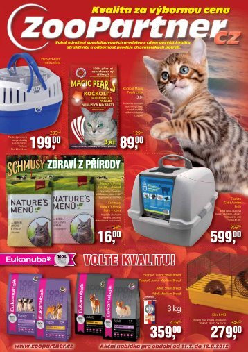 VOLTE KVALITU! - ZooPartner