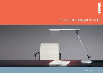 INTERIOR |LED Tasklight |BookLED - Laser Lighting