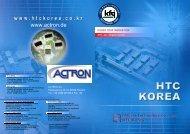 HTC Katalog 2011 - Actron AG