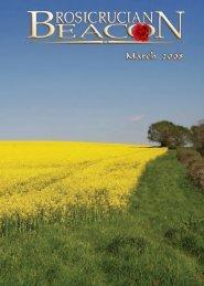 Rosicrucian Beacon Magazine - 2008-03 - AMORC