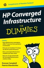 Converged Infrastructure for dummies.pdf - Bitpipe